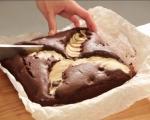 Шоколадов кейк с кардамон и круши 6