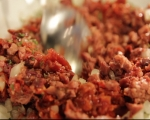 Погача с маслини и сушени домати 2