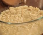 Бобена крем супа с чесън