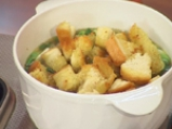 Лучена супа с пармезан 4