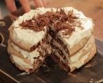 """Торта """"Зимна Целувка"""" 9"""