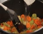 Гъбена супа  2