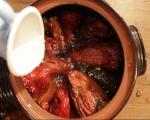 Пълнени сушени чушки с булгур и маслини 5