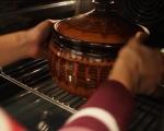 Пълнени сушени чушки с булгур и маслини 6
