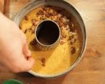 Постен кекс с тиква  6