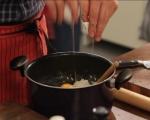 Оризова мусака с кисело зеле 3