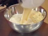 Царевична пита с чушки и лук 3