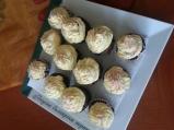 Шоколадови кексчета с глазура