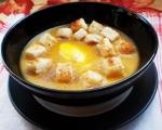 Крем супа от лук и тиква 4