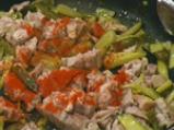 Свинска чорба с кисели краставички 3