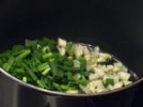 Крем супа от пресен лук