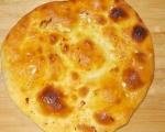Пица с прошуто и рукола 4
