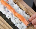 Основни техники за варене на ориз за суши и приготвяне на суши 5