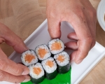 Основни техники за варене на ориз за суши и приготвяне на суши 8