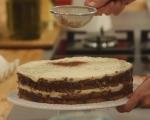"""Бисквитена торта """"Ден и нощ"""" 6"""