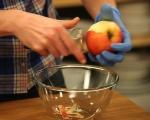 Сорбе от печени ябълки