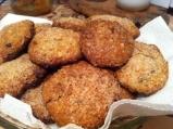 Бадемови бисквити с канела