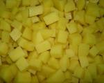 Вегетарианска мусака с орехи  2