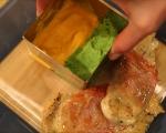 Салтимбока с пилешко и вино 9