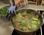Италианска сватбена супа 6