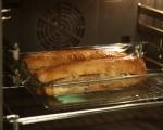 Свинско в хляб по тоскански 7