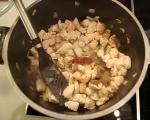Бърза пилешка супа с тортили 2