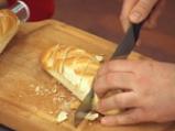 Билкова багета с маринована моцарела и сирене 2