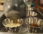 Крем карамел с тиквен сос 5