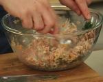 Супа от печени зеленчуци с хрупкави банички 4