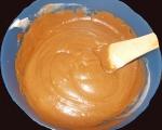 Шоколадов мус с ябълки 4