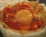 Яйца в картофени гнезда 4