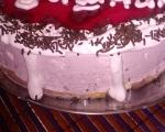 Боровинкова торта Парфе