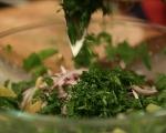 Картофена салата със спанак 3