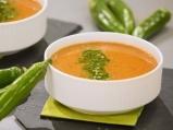 Пикантна супа от нахут